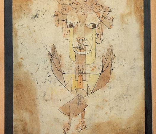 Angelus Novus, Paul Klee