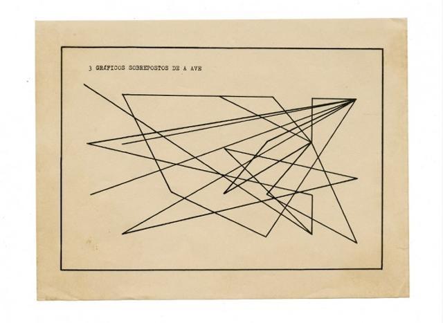 Obra exposta na mostra Poesia Virtual - Sesc om Retiro