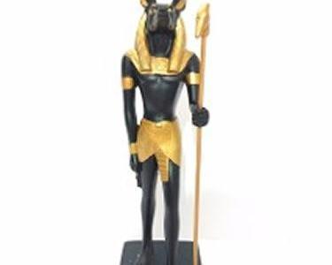 Criar um desenho ao estilo dos deuses Egípcios