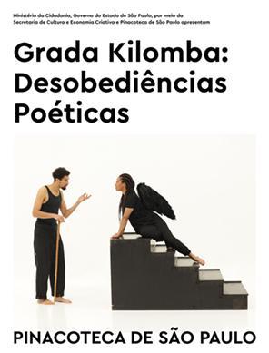 Grada Kilomba: Desobediências Poéticas | Pinacoteca de São Paulo