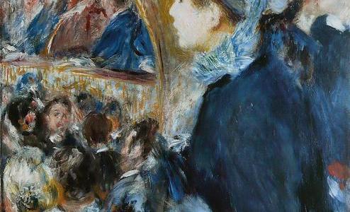 A Primeira Saída, Renoir