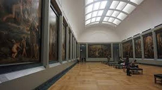 Galeria de Médicis no Museu do Louvre