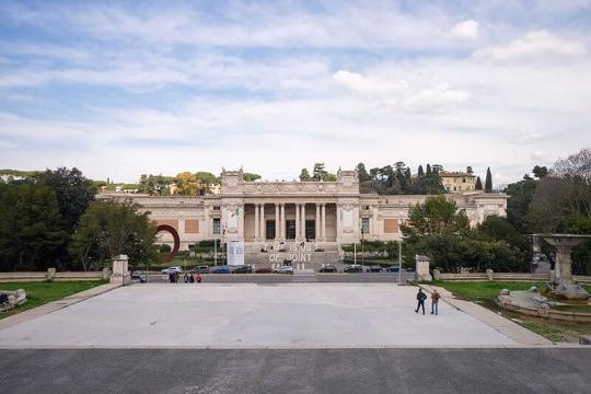 Galeria Nacional de Arte Moderna e Contemporânea de Roma – Itália