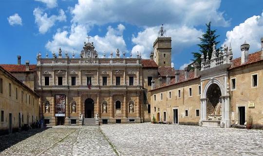 Mosteiro de Padula – Itália