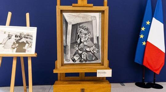 Filha do artista Pablo Picasso doa obras para Museu em Paris