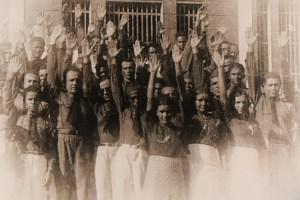 Membros do Núcleo Distrital da Usina Uruba