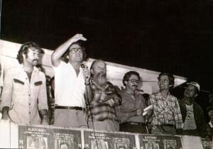 Campanha do MDB em Capela nas eleições de 1978