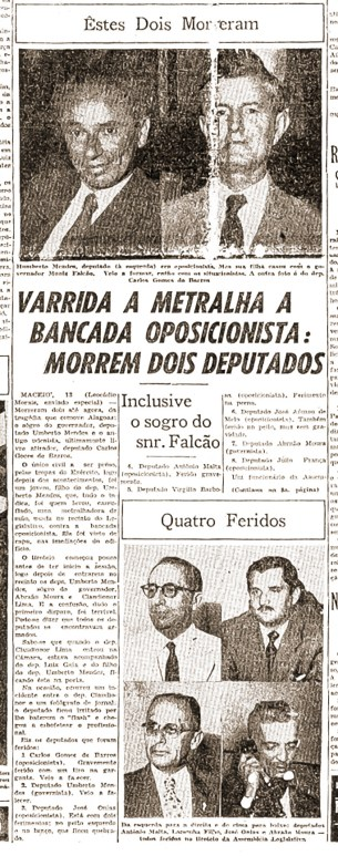 Matéria do Jornal do Commercio