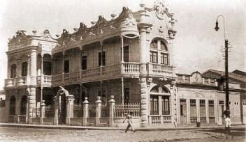 Hotel Lopes nos anos de 1940