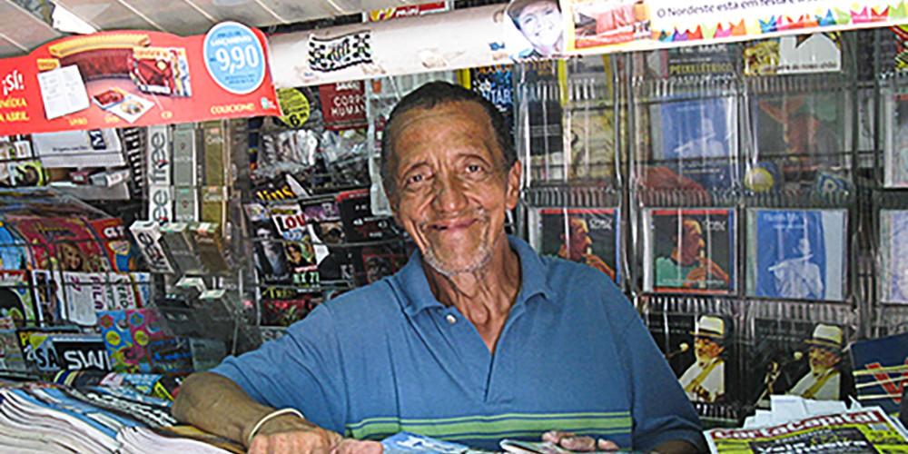 Gesivan e a Banca de Revistas mais democrática de Maceió