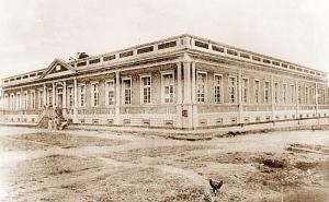 Santa Casa de Misericórdia de Maceió logo após a inauguração