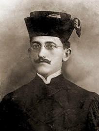 Bráulio Cavalcante, quando de sua formatura na Faculdade de Dieito do Recife. 1911. Acervo Homero Cavalcante