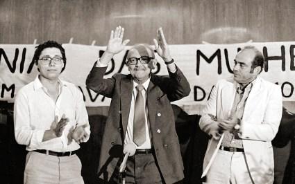 Homenagem da Sociedade Alagoana dos Direitos Humanos, com Messias de Souza e Marcelo Lavenère