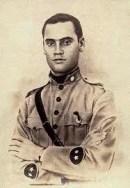 General Juarez Távora, ainda jovem, participando da Coluna Prestes