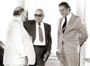Napoleão Barbosa e Guilherme Palmeira