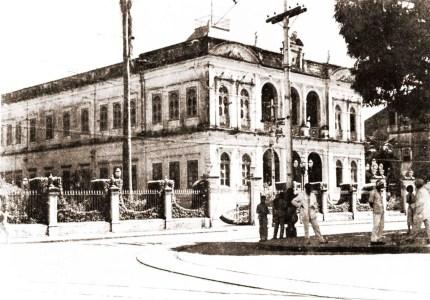 Palácio dos Martírios em 1955