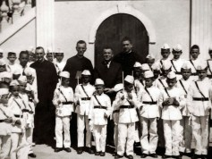 Mário Lima presidente do Orfanato São Domingos
