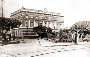 Assembléia Legislativa na década de 1940
