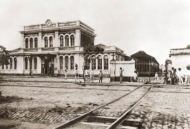 Estação Ferroviária 1910
