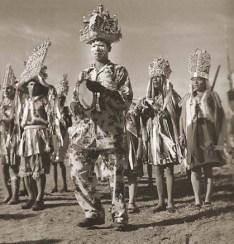 Guerreiro em Maceió no ano de 1943