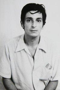 Fernando Gabeira na época do sequestro