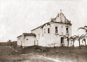 Igreja de N.S. do Ó em 1924