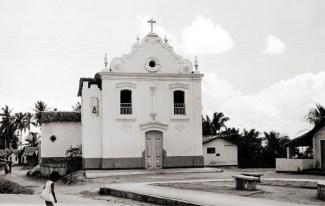 Igreja de Nossa Senhora do Ó em 1971
