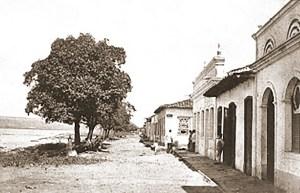 Pão de Açúcar em 1888. Foto de Adolpho Lindemann