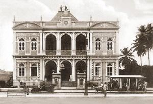 Palácio do Governo em 1908