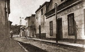 Beco do Moeda em 1925