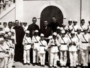 Orfanato São Domingos quando presidido pelo Coronel Mário Lima