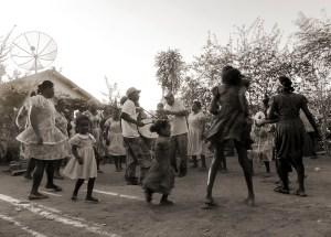 Coco de Roda em quilombo em Natal