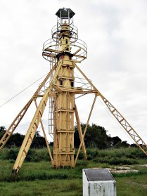 Torre para atracação do Graf Zeppelin no Campo do Jequiá em Recife