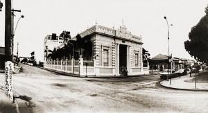 Tribunal de Justiça na Praça Deodoro no final dos anos 60