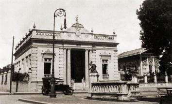 Tribunal de Justiça na Praça Deodoro nas primeiras décadas do século XX