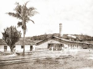 Usina Serra Grande em São José da Laje