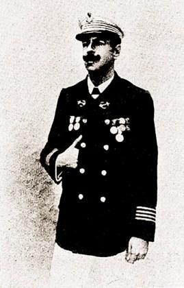 Guilherme Antônio Magalhães Costa. Fonte; Revista Fon-Fon, Ano VIII, nº3, 17 de janeiro de 1914, p. 14. Disponível em: memoria.bn.br