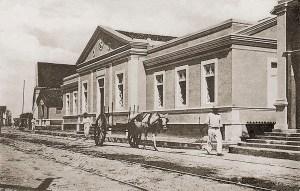 Consulado Provincial no início do século XX
