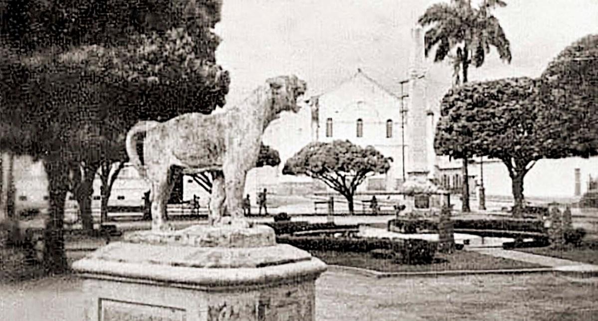 Jaraguá e a praça em que os leões venceram um general