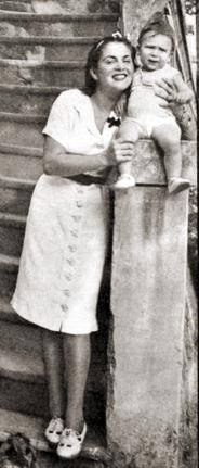 Enid Braga foi morar e trabalhar no Rio de Janeiro