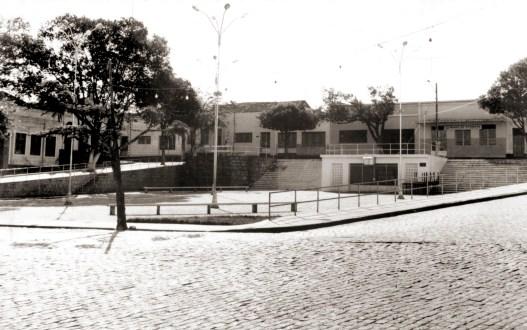 Praça Brasiliano Sarmento em União dos Palmares