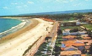 Praia da Avenida e do Sobral nos anos 70