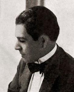 Virgilio Mauricio do livro Terra das Alagoas, de 1922
