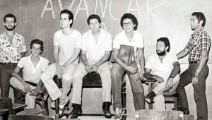 Centro Acadêmico do Curso de Direito do Cesmac nos anos 80
