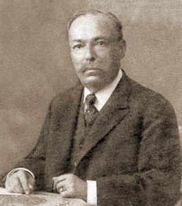 Comendador Teixeira Basto. Foto arquivo de familia