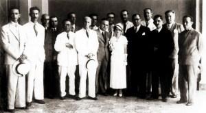 Joaquim Leão estava entre os deputados de 1935