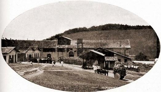 Em 1920, Edifício da Usina Esperança em Murici