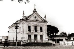 Igreja de Santa Tereza em Murici nos anos 50