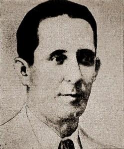 Advogado e deputado Rodolfo Lins, assassinado no conflito armado de 1935