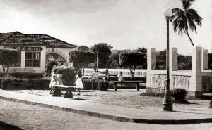 Rua do Comércio em Murici